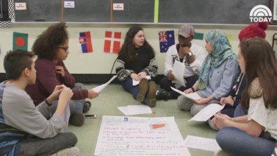 Today Show NBC – Pittsburgh Global Minds Segment